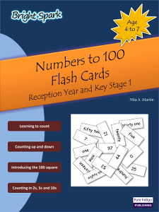 Numbers to 100 (Flash Cards)